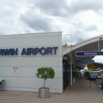 Аэропорт Дарвин, Darwin International Airport