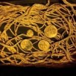 Семья нашла  у берегов Флориды золотые сокровища на  $ 300 тыс.