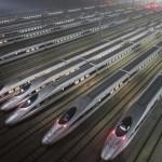 Проект высокоскоростных железных дорог вновь определен в качестве приоритетного, ч.3