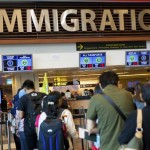 Такие вопросы сотрудников иммиграционного контроля, могут любого поставить в тупик, ч.3