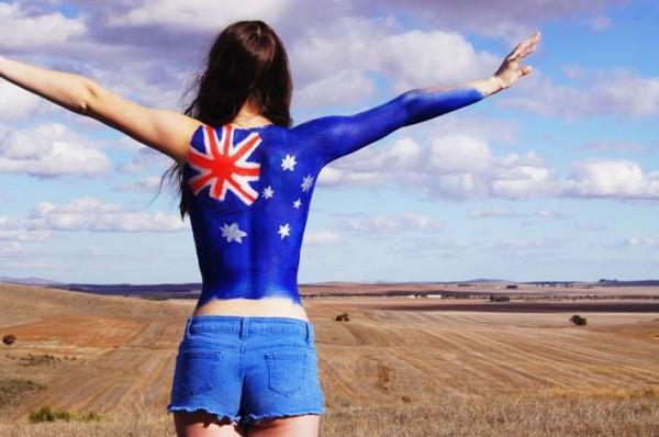 Иммиграции в Австралию.