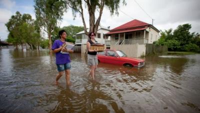 В Австралии собираются ввести налог на наводнения