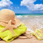 Что взять с собой на пляж?