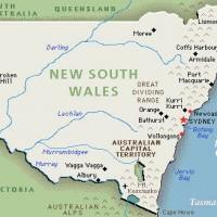 Новый Южный Уэльс  (New South Wales, NSW)