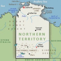 Северная территория (Northern Territory)