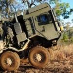 Немецкие грузовики для сухопутных сил Австралии