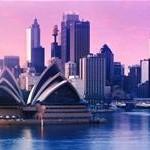 Сидней – город возле бухты