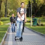 Получите массу положительных эмоций и приятных впечатлений во время прогулок на свежем воздухе с самокатом от компании samokat.ua