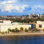 Сиднейскому оперному театру исполняется 45 лет и оказывается он мог бы выглядеть совсем иначе, ч2